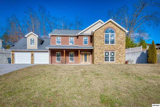 809 Kings Hills Blvd, Pigeon Forge, TN 37863 (#226710) :: Four Seasons Realty, Inc