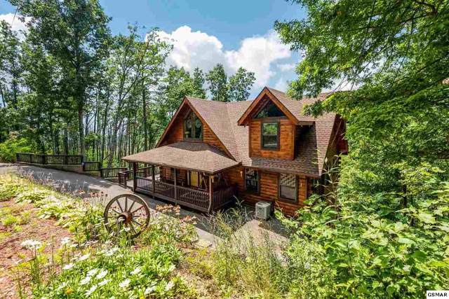813 Pine Top Lane, Gatlinburg, TN 37738 (#226728) :: Four Seasons Realty, Inc