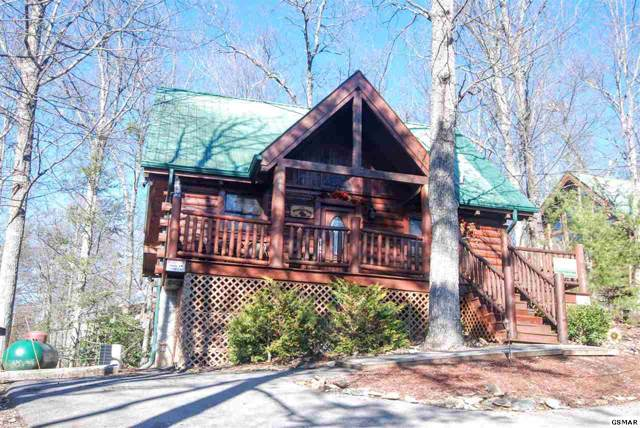 2421 Ridgehigh Pass Woodland Rose, Sevierville, TN 37876 (#226737) :: Jason White Team | Century 21 Four Seasons