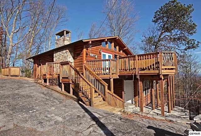 1166 Ski View Drive, Gatlinburg, TN 37738 (#226752) :: Jason White Team   Century 21 Four Seasons
