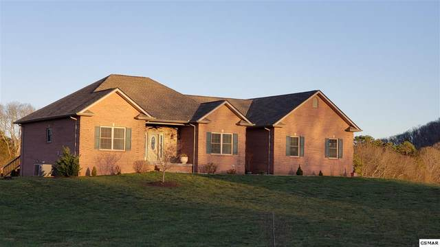 680 S Arch Rock Dr, Sevierville, TN 37876 (#226807) :: Four Seasons Realty, Inc