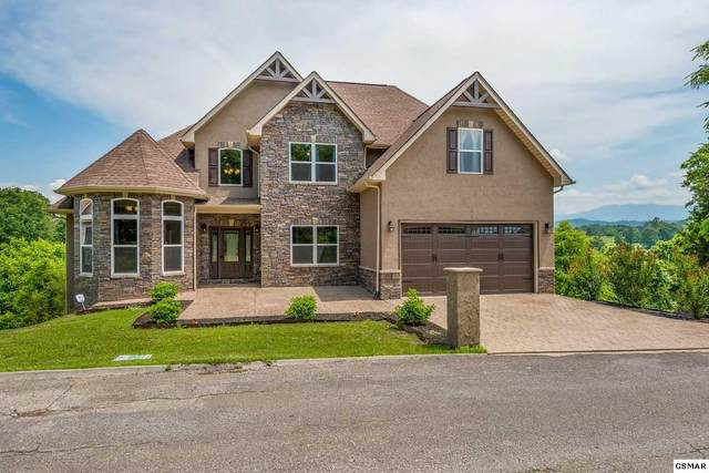 1202 Foxwood Drive, Sevierville, TN 37862 (#226844) :: The Terrell Team
