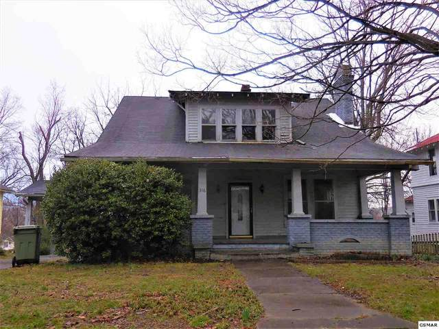 316 W Louise Ave., Morristown, TN 37813 (#226888) :: Four Seasons Realty, Inc