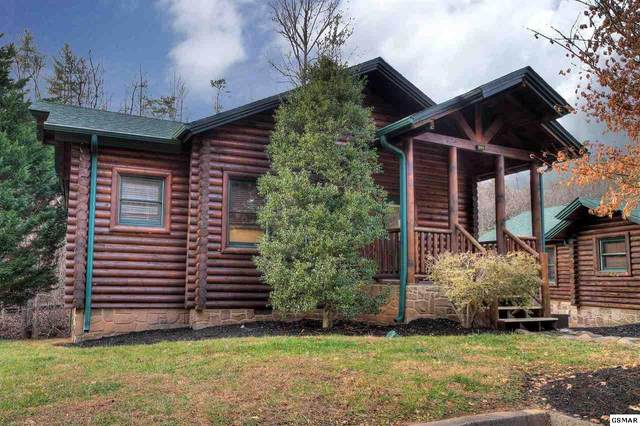 "511 Houser Road ""After The Kiss, Gatlinburg, TN 37738 (#226897) :: Four Seasons Realty, Inc"