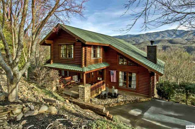 426 Matterhorn Dr, Gatlinburg, TN 37738 (#226923) :: Four Seasons Realty, Inc