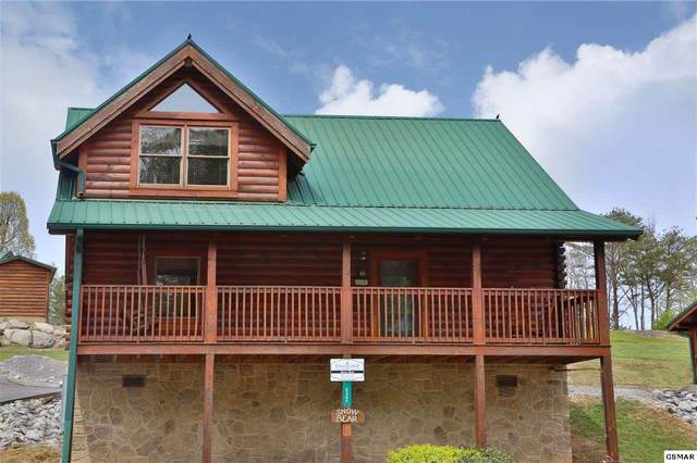 522 Blackberry Ridge Way Snow Bear, Pigeon Forge, TN 37863 (#226990) :: Colonial Real Estate
