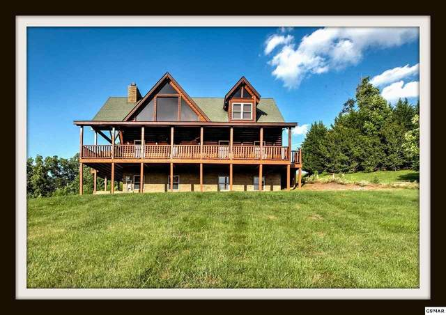 """3391 Clear Valley Dr """"Enjoy And Make, Sevierville, TN 37862 (#227033) :: Colonial Real Estate"""