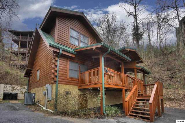633 Chickasaw Gap Way, Pigeon Forge, TN 37863 (#227036) :: Colonial Real Estate