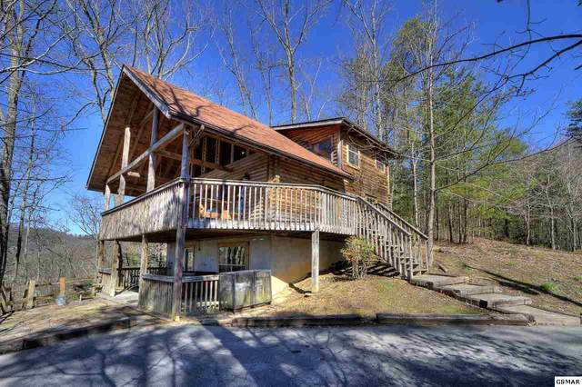 1735 Oakridge View Ln, Sevierville, TN 37876 (#227080) :: Billy Houston Group