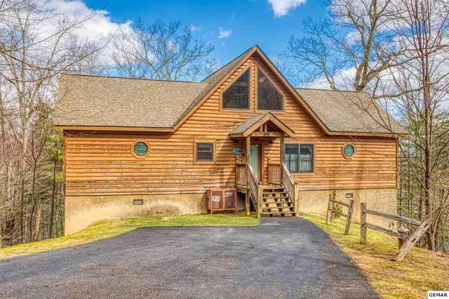 3760 Ginseng Way Includes Lots 1, Sevierville, TN 37862 (#227123) :: Four Seasons Realty, Inc