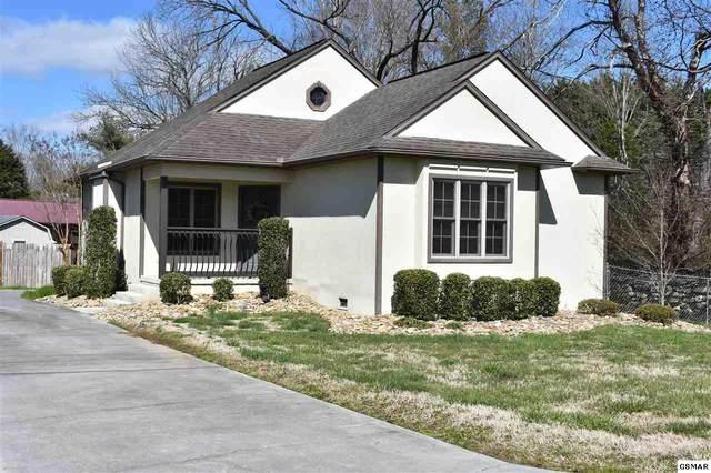 610 S Asbury Drive, Pigeon Forge, TN 37863 (#227124) :: Four Seasons Realty, Inc
