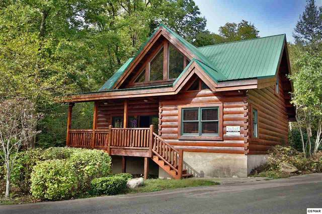 1810 Smoky Cove Road Southern Hospit, Sevierville, TN 37876 (#227126) :: Four Seasons Realty, Inc