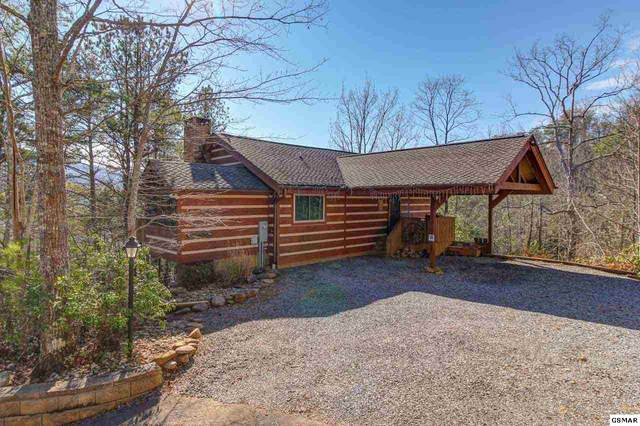 317 Matterhorn Drive, Gatlinburg, TN 37738 (#227223) :: Four Seasons Realty, Inc