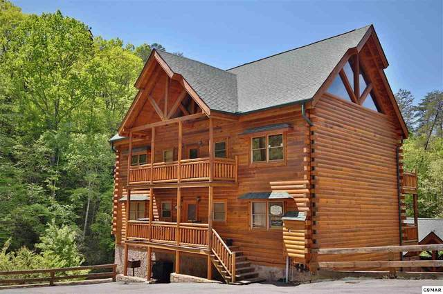 1114 Black Bear Cub Way Smoky Mountain , Sevierville, TN 37862 (#227233) :: Four Seasons Realty, Inc