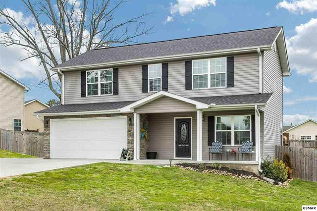 2470 Gibson Circle, Sevierville, TN 37876 (#227247) :: Tennessee Elite Realty
