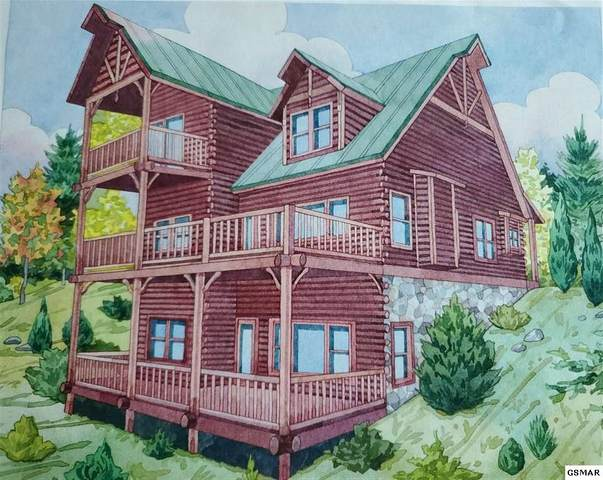 Lot 50 Rosco Ct, Sevierville, TN 37862 (#227277) :: Four Seasons Realty, Inc