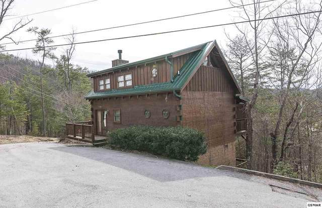 1556 Trappers Ridge Ln, Sevierville, TN 37862 (#227281) :: Four Seasons Realty, Inc
