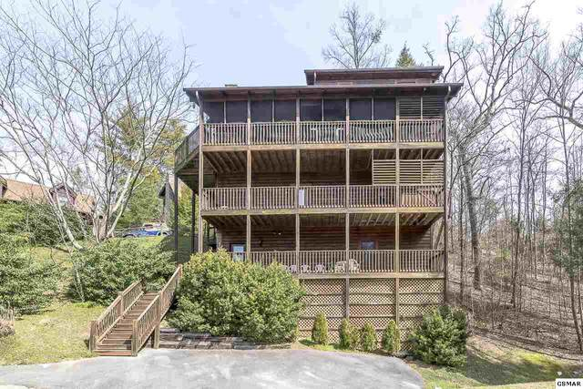 "732 Black Hawk Way ""Southern Dream, Pigeon Forge, TN 37863 (#227327) :: Jason White Team 