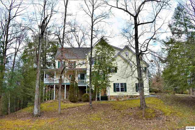 2240 Battle Ground Dr., Pigeon Forge, TN 37863 (#227339) :: The Terrell Team