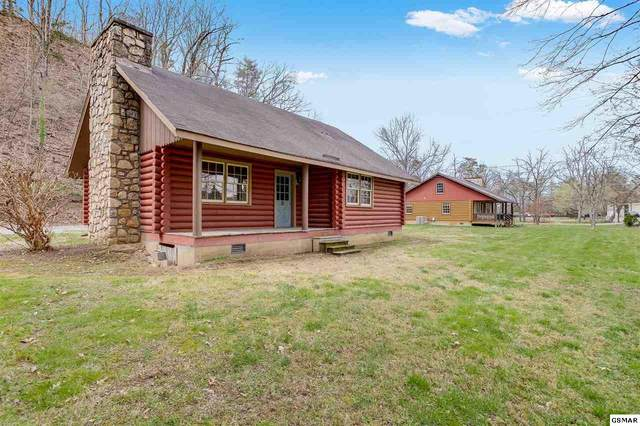 2728 Colonial Dr & 2732 Colonial, Pigeon Forge, TN 37863 (#227383) :: Colonial Real Estate
