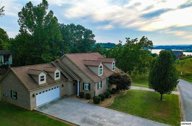 3011 Waters Edge Drive, Morristown, TN 37814 (#227497) :: Four Seasons Realty, Inc
