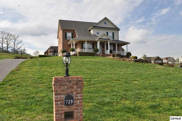 729 Deep Woods Lane, Seymour, TN 37865 (#227502) :: Jason White Team | Century 21 Four Seasons