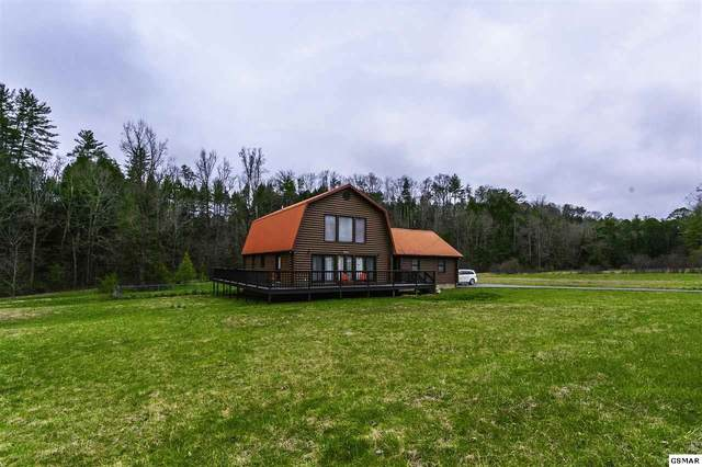 2930 Mcmahan Sawmill Rd, Sevierville, TN 37862 (#227510) :: Colonial Real Estate
