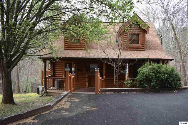 718 Kings Hills Blvd The Great Escap, Pigeon Forge, TN 37863 (#227536) :: Colonial Real Estate