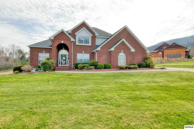 3436 Cove Meadows Dr, Sevierville, TN 37862 (#227551) :: Colonial Real Estate