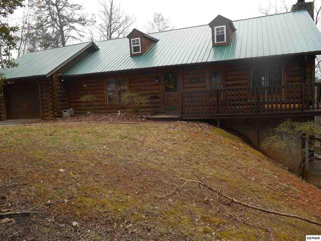904 S Ski View Ln, Sevierville, TN 37876 (#227565) :: Colonial Real Estate