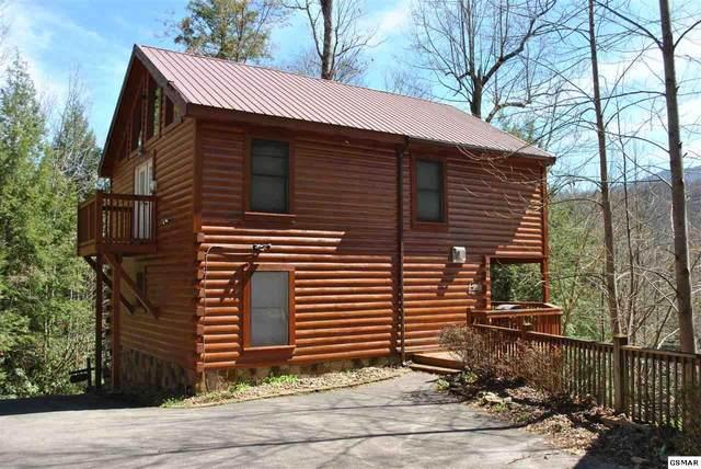 1640 Misty Hollow Way, Gatlinburg, TN 37738 (#227603) :: Jason White Team | Century 21 Four Seasons