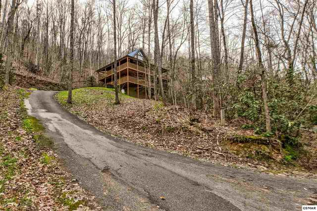 2232 Whipoorwill Hill Way, Sevierville, TN 37862 (#227605) :: Jason White Team | Century 21 Four Seasons