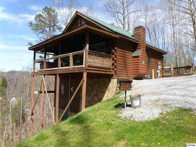 513 Parson Branch Way Gatlinburg Hide, Gatlinburg, TN 37738 (#227611) :: Four Seasons Realty, Inc
