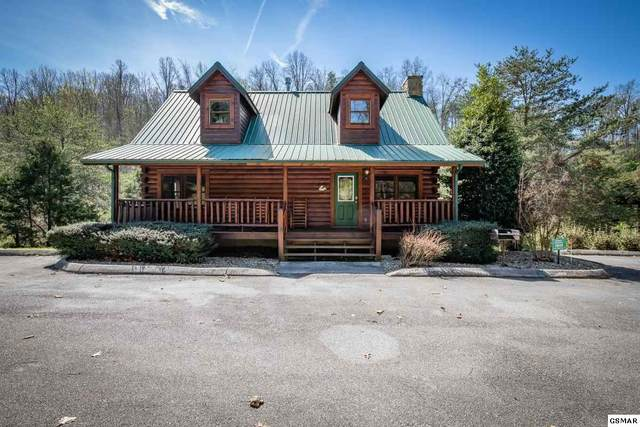1618 Little Cabin Loop, Sevierville, TN 37876 (#227638) :: Colonial Real Estate