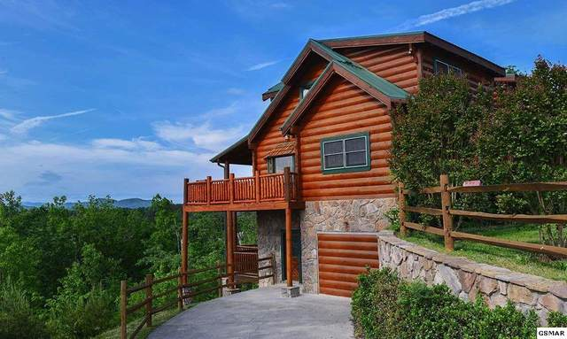 "1119 N Trail Drive ""Awesome Views , Sevierville, TN 37862 (#227654) :: Colonial Real Estate"