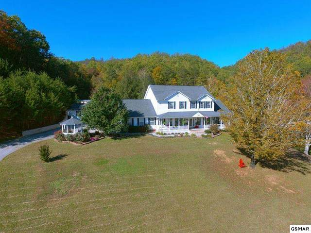 1650 Little Cove Rd, Sevierville, TN 37876 (#227668) :: Tennessee Elite Realty