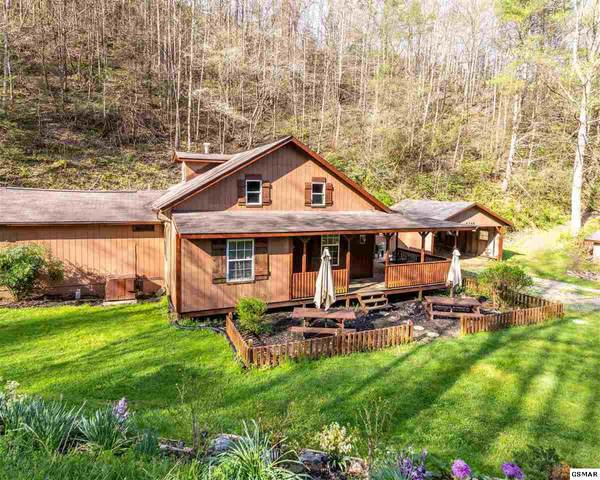 4346 Grindstone Ridge Rd, Pigeon Forge, TN 37863 (#227683) :: Four Seasons Realty, Inc