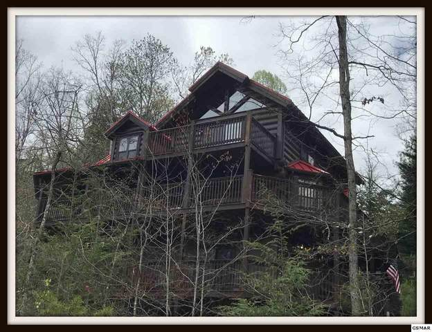 2756 Sawmill Branch Dr Big Log in The , Sevierville, TN 37862 (#227693) :: The Terrell Team
