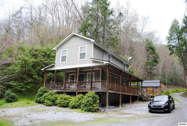 547 King Branch Rd, Sevierville, TN 37876 (#227694) :: Billy Houston Group