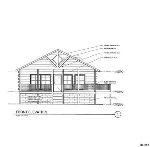 219 Forrest Loop Way, Gatlinburg, TN 37738 (#227698) :: Prime Mountain Properties