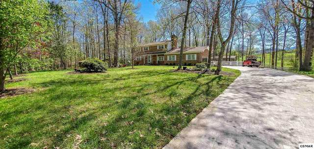 1521 Woodhaven Dr, Sevierville, TN 37862 (#227714) :: The Terrell Team