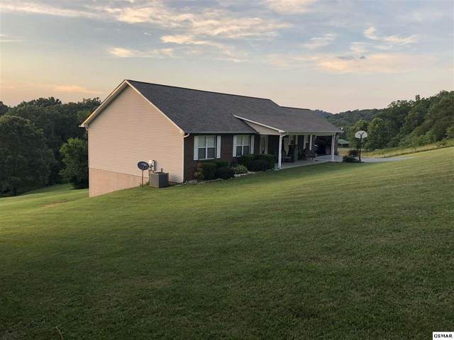 612 Chestnut Grove Rd, Dandridge, TN 37725 (#227720) :: The Terrell Team