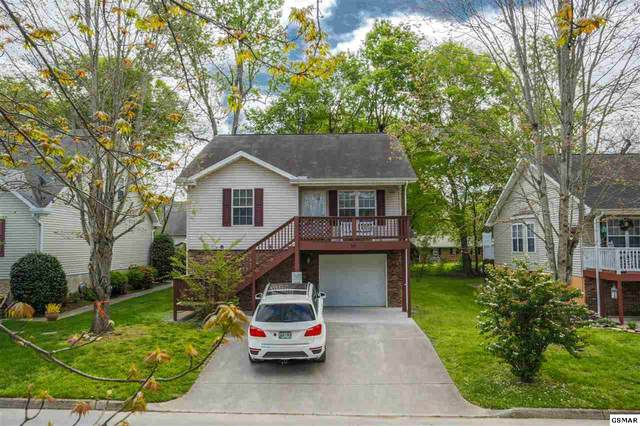 820 Plantation Dr Uptown Hideaway, Pigeon Forge, TN 37863 (#227926) :: Four Seasons Realty, Inc