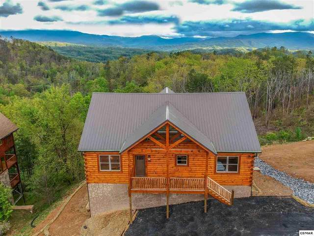 2013 Starr Crest Dr., Sevierville, TN 37876 (#227938) :: Four Seasons Realty, Inc