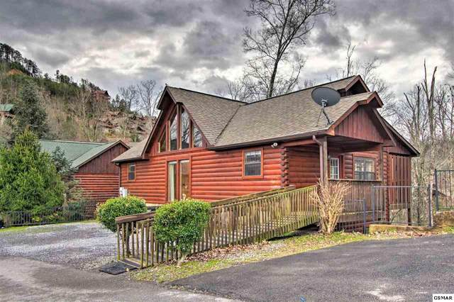 1616 Kissing Way, Sevierville, TN 37862 (#227940) :: Four Seasons Realty, Inc
