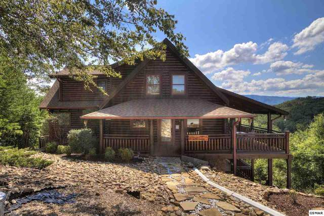 4306 Covered Wagon Rd., Sevierville, TN 37876 (#227952) :: Four Seasons Realty, Inc