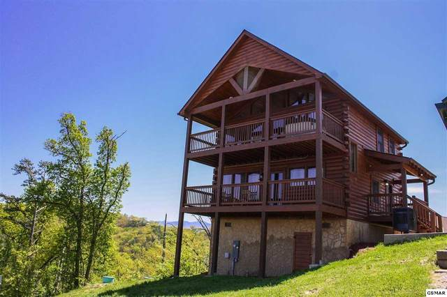 2036 Starr Crest Dr., Sevierville, TN 37876 (#227953) :: Four Seasons Realty, Inc
