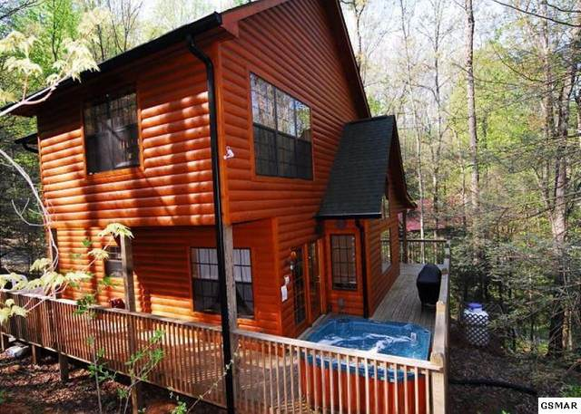 "1315 N Baden Circle ""Leave It Behin, Gatlinburg, TN 37738 (#227981) :: Four Seasons Realty, Inc"