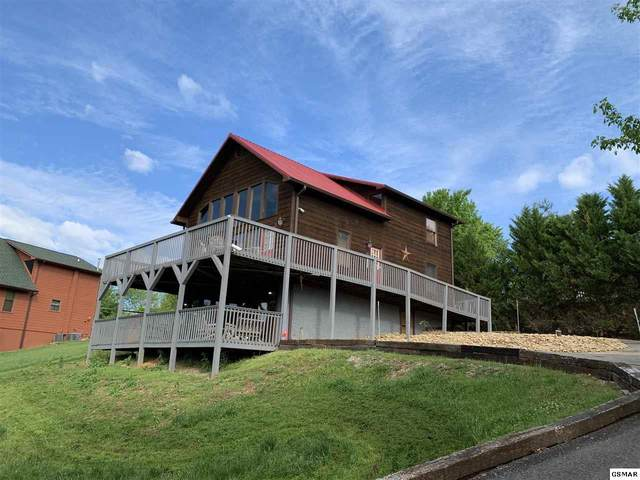 """2277 Red Bank Rd """"River Breeze"""", Sevierville, TN 37876 (#228017) :: Colonial Real Estate"""