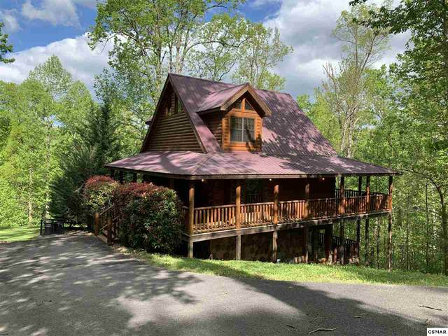 "410 Buena Vista Dr ""Living in Para, Sevierville, TN 37876 (#228066) :: Four Seasons Realty, Inc"